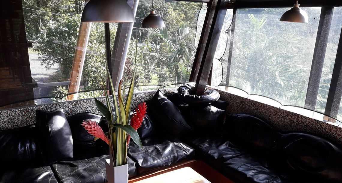 Salon détente avec le wifi