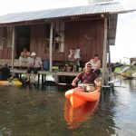 Kayak au Costa Rica