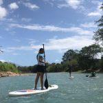 Paddle sur le Rio Celeste